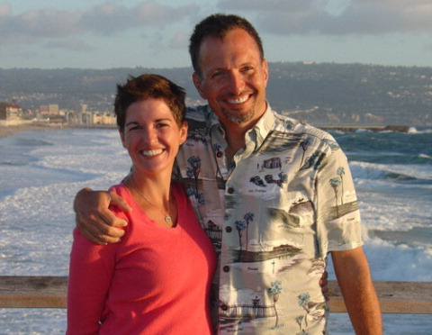 Diane Simmons and Ron Howell's Honeymoon Registry